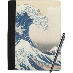 Great Wave of Kanagawa Notebook Padfolio