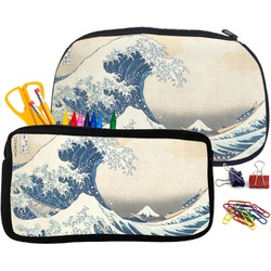 Great Wave of Kanagawa Pencil / School Supplies Bag