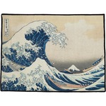 Great Wave of Kanagawa Door Mat