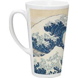 Great Wave off Kanagawa 16 Oz Latte Mug