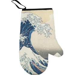 Great Wave of Kanagawa Oven Mitt