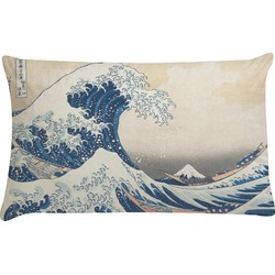 Great Wave of Kanagawa Pillow Case