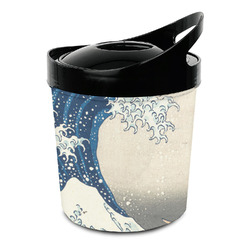Great Wave of Kanagawa Plastic Ice Bucket