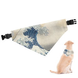 Great Wave of Kanagawa Dog Bandana