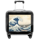 Great Wave of Kanagawa Pilot / Flight Suitcase