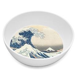Great Wave of Kanagawa Melamine Bowl 8oz