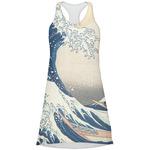 Great Wave of Kanagawa Racerback Dress