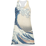 Great Wave off Kanagawa Racerback Dress