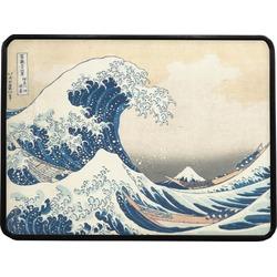 Great Wave of Kanagawa Rectangular Trailer Hitch Cover