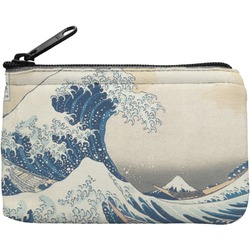 Great Wave of Kanagawa Rectangular Coin Purse