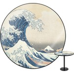 Great Wave of Kanagawa Round Table