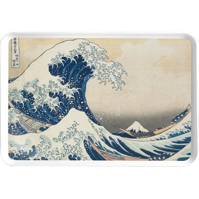 Great Wave of Kanagawa Serving Tray