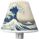 Great Wave off Kanagawa Shade Night Light