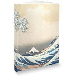 "Great Wave of Kanagawa Softbound Notebook - 7.25"" x 10"""