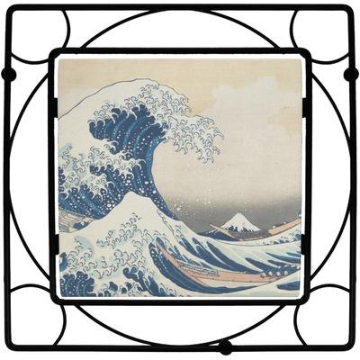 Great Wave of Kanagawa Trivet