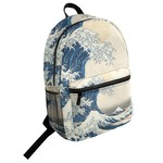 Great Wave off Kanagawa Student Backpack