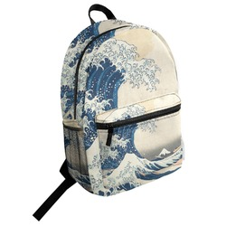 Great Wave of Kanagawa Student Backpack