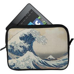 Great Wave of Kanagawa Tablet Case / Sleeve