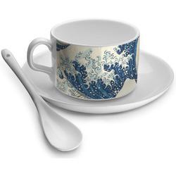Great Wave of Kanagawa Tea Cups