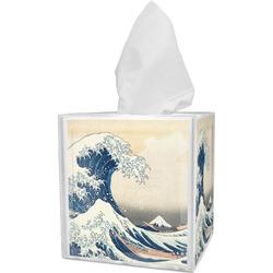 Great Wave of Kanagawa Tissue Box Cover