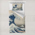 Great Wave off Kanagawa Toddler Bedding