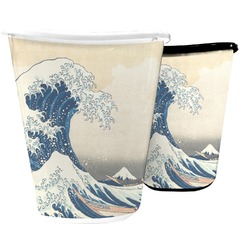 Great Wave off Kanagawa Waste Basket