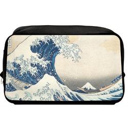 Great Wave off Kanagawa Toiletry Bag / Dopp Kit