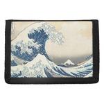 Great Wave of Kanagawa Trifold Wallet