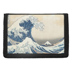 Great Wave off Kanagawa Trifold Wallet