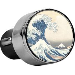 Great Wave off Kanagawa USB Car Charger