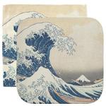 Great Wave off Kanagawa Facecloth / Wash Cloth