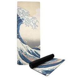 Great Wave of Kanagawa Yoga Mat