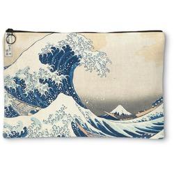 Great Wave of Kanagawa Zipper Pouch