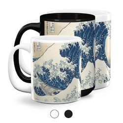 Great Wave off Kanagawa Coffee Mugs