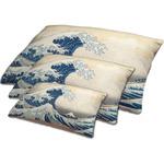 Great Wave off Kanagawa Dog Bed