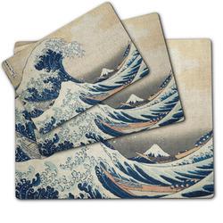 Great Wave off Kanagawa Dog Food Mat