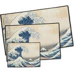 Great Wave off Kanagawa Door Mat