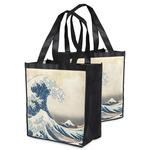 Great Wave off Kanagawa Grocery Bag