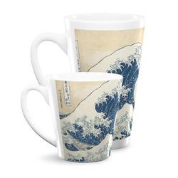Great Wave off Kanagawa Latte Mug