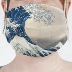 Great Wave off Kanagawa Face Mask Cover