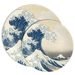 Great Wave off Kanagawa Melamine Plate