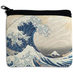 Great Wave off Kanagawa Rectangular Coin Purse