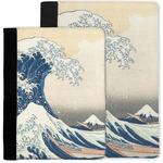 Great Wave off Kanagawa Notebook Padfolio