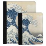 Great Wave off Kanagawa Padfolio Clipboard