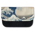 Great Wave off Kanagawa Canvas Pencil Case