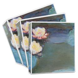 Water Lilies #2 3-Ring Binder
