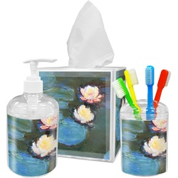Water Lilies #2 Bathroom Accessories Set