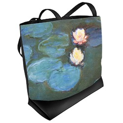Water Lilies #2 Beach Tote Bag