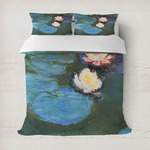 Water Lilies #2 Duvet Covers