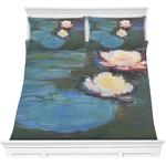 Water Lilies #2 Comforters